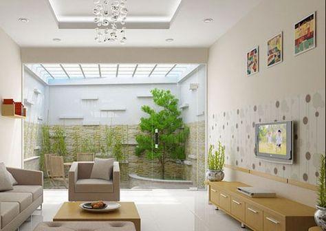 15+ inspirasi taman dalam rumah minimalis modern di 2020