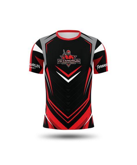 Download 670 Ide Esport Gaming Jersey Design Desain Kaos Jersey Kaos Desain