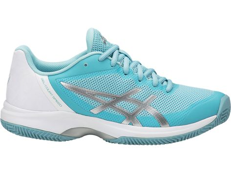 t�nis asics gel court speed clay mujer