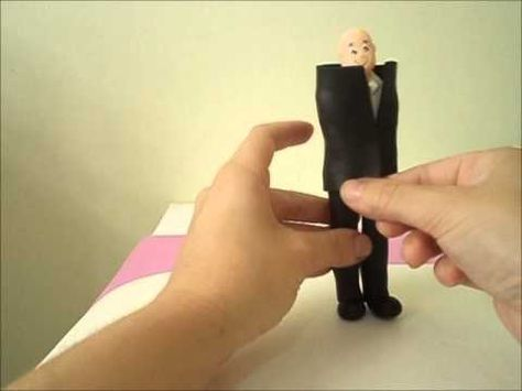Noivos - Parte 7 - aula de biscuit