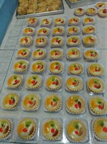 Resep Pai Buah Mini Oleh Lina Momsfaeyza Resep Resep Pai Makanan Hidangan Penutup