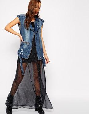 Falda larga Yuki de Diesel