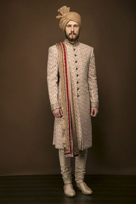 PuneetandNidhi presents wide collection of wedding sherwani for men in Noida, Delhi NCR  California. Designer and stylish Royal Sherwani collection.