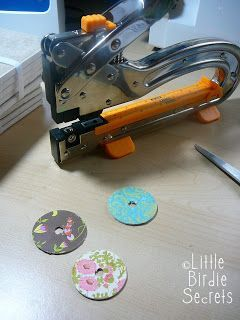 Little Birdie Secrets: washer necklaces | Beading and