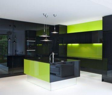 High Gloss Acrylic Splashbacks From Parapan Kitchen Solutions - Acrylic kitchen splashbacks