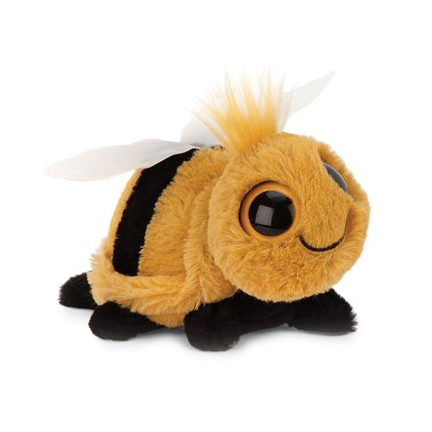 Frizzles Bee stuffed animal by Jellycat | buy at Cow & Lizard