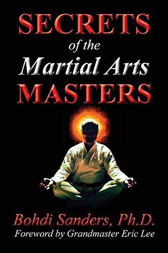 Download Pdf Secrets Of The Martial Arts Masters 2 Volume 2 Free