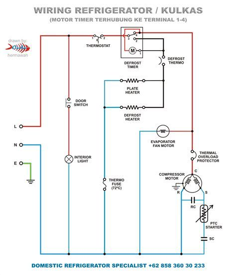 true freezer wiring diagram  gambarin  post date  11