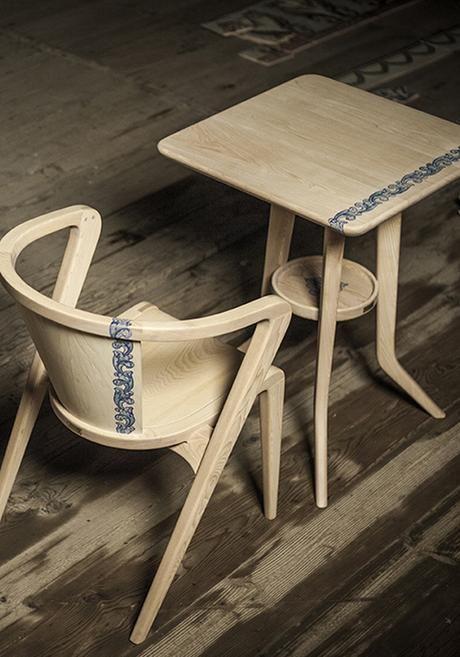 Portuguese Roots La Chaise D Alexandre Caldas Paperblog Chaise Meubles Traditionnels Chaise Design