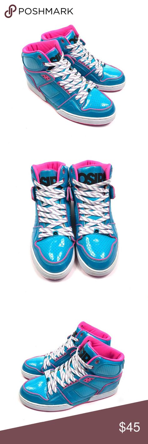 6ac68c9c2b Osiris NYC 83 Slim Ultra Girl's Skate Shoes Sz 8.5 Pre-owned. Excellent  condition