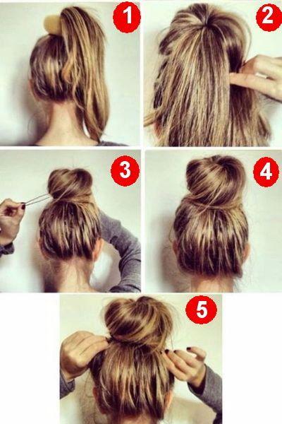 50 Unglaublich Einfache Frisuren Für Die Schule Einfache