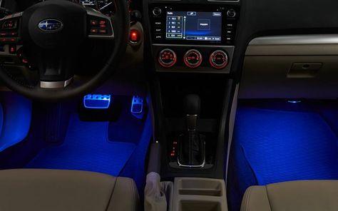 Footwell Illumination Kit Blue Subaru Pinterest Subaru
