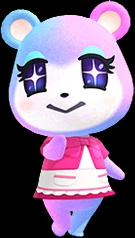 Judy Acnh Animal Crossing Characters Animal Crossing Game Animal Crossing Qr