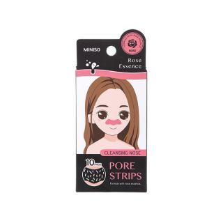 Rose Cleansing Nose Pores Strip Nose Pores Pore Strips Prevent