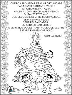 Desenhos Para Colorir Sobre O Natal Mensagem De Natal Infantil Atividades De Natal