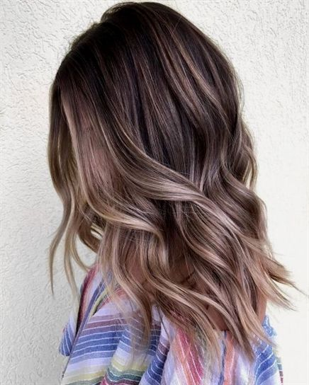 3 Soft Cool Toned Ash Brown Balayage Every Hair Color Works With