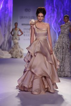 Gaurav Gupta Trendy Embellished Gown Ideas – Designers Outfits Collection