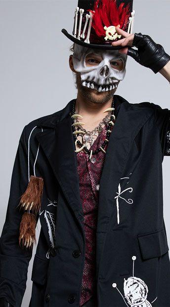 1907036e7e0 Men's Voodoo Dude Costume   Men's Costumes   Voodoo costume ...