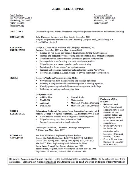 Student Scholarship Resume Format Sample Cover Letter College