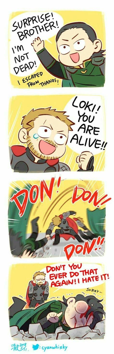Thor x Loki 2 | Marvel | Loki, Marvel, Thor