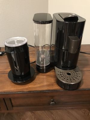 Verismo Starbucks Coffee Maker Frother Brand New For Sale
