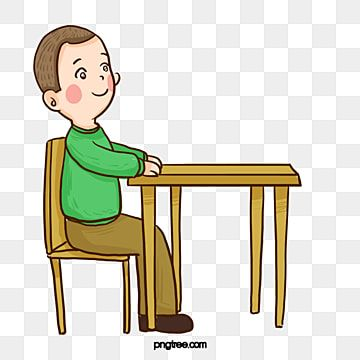 Boysdesks And Chairs In Student Classrooms Sitting Posture School Student Png Transparent Clipart Image And Psd File For Free Download Student Cartoon School Posters Sitting Posture