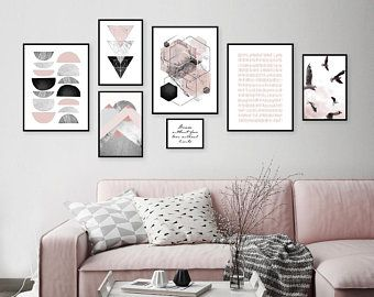 Art You Print Yourself By Urbanepiphanyprints On Etsy Gallery Wall Wall Decor Gallery Wall Etsy