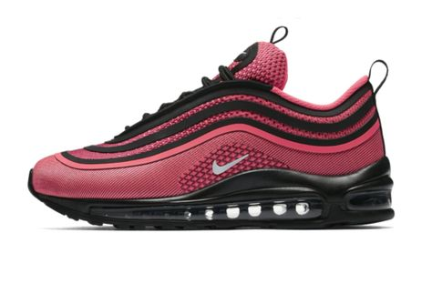Official Images: Nike Air Max 97 Ultra Infrared Black