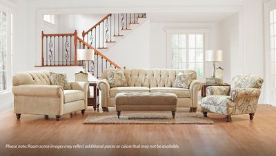 Klaussner Home Furnishings Sinclair Accent Chair Jordan S Furniture Cheap Living Room Sets Home Furnishings Furniture