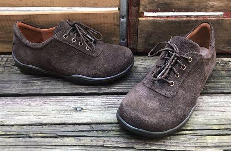 Birkenstock Footprints Brown Leather