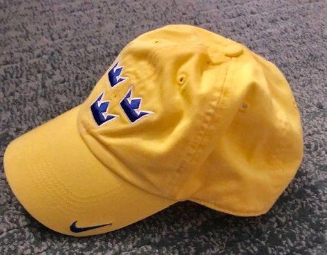73cb840b03c99 Men s Blue   Yellow NIKE 2018 Team Sweden Ice Hockey Hat