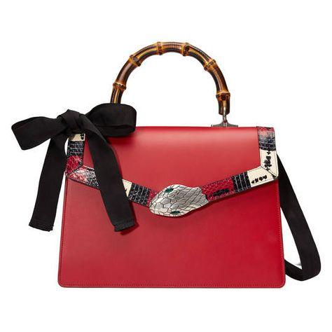 3ac751dfc5cc RE(BELLE) large top handle bag - Gucci Women s Shoulder Bags 5159370PL0T6438