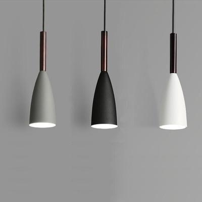Modern Minimalist Nordic 3 Pendant Lighting In 2020 Hanging Light Fixtures Pendant Lighting Rustic Industrial Pendant Lighting
