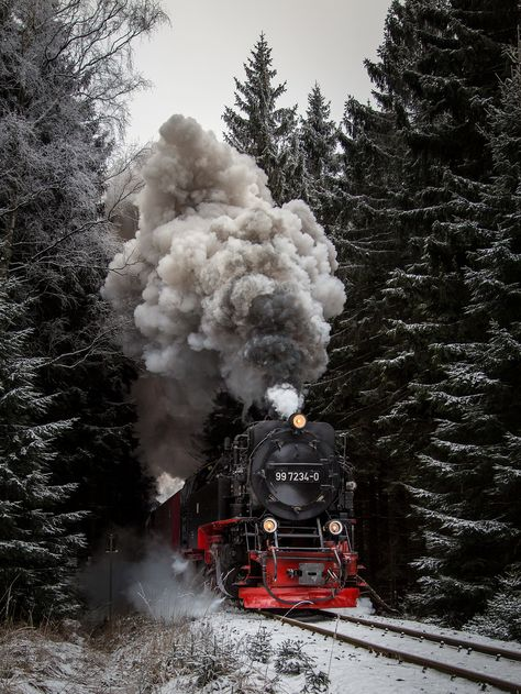 Train Vacations, Christmas Phone Wallpaper, Nature Collage, Futuristic Motorcycle, Railroad Photography, Train Art, Old Trains, Harry Potter Wallpaper, Spur