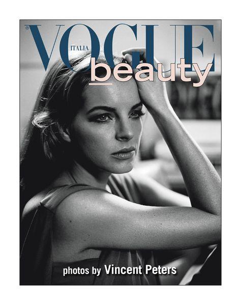 Beauty Supplement Yvonne Catterfeld German Singeractress