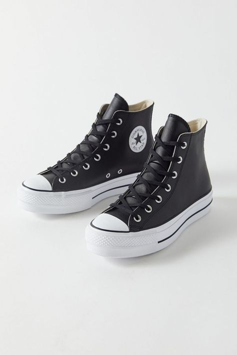 Converse Chuck Taylor All Star Lift High Top Sneaker in 2020