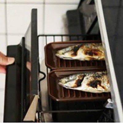 楽天市場 魚焼きグリル プレート グリラー 陶器 イブキクラフト Tool S グリルプレート M ブラック キッチン Sl Kt Sarasa Design Store 魚焼きグリル 食べ物のアイデア グリラー
