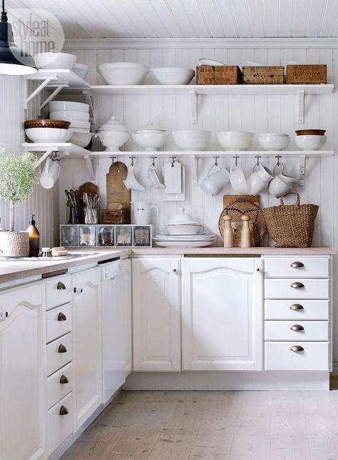 Campagne moderne suédoise My dream kitchen Pinterest Suédois
