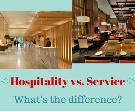 Hospitality vs Service (1) Serviceable Pinterest Hospitality - hotel interview questions