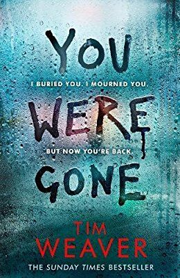 You Were Gone: I buried you. I mourned you. But now you're back The Sunday Times Bestseller (David Raker Missing Persons) I Love Books, Good Books, Books To Read, My Books, Book Suggestions, Book Recommendations, Book Club Books, Book Lists, Thriller Books