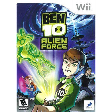 Video Games Ben 10 Alien Force Ben 10 Empire