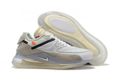 Off-White x Nike Air Max 90 x 720 Shoes