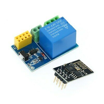 Esp8266 Relay Module W F Smart Socket Remote Smart Control Switch With Esp 01s Ebay In 2020 Relay Remote Ebay