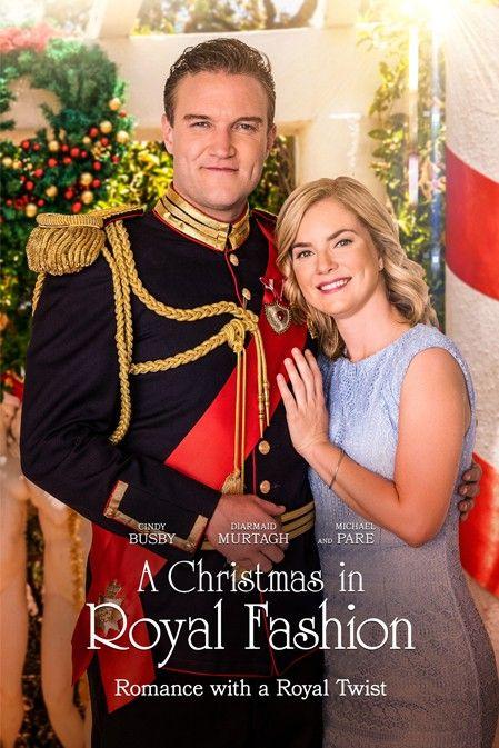 A Christmas In Royal Fashion Christmas Movies Holiday Movie Family Christmas Movies