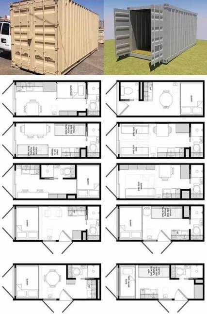 26 Trendy House Ideas Interior Layout Storage Container House Building A Container Home Container House Plans
