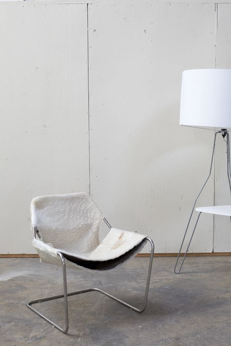 Modern white chair from HD Buttercup. #HDButtercupxgoop