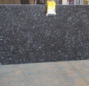 Maroon Cohiba Granite Tile Countertops Granite Countertops Kitchen Kitchen Flooring