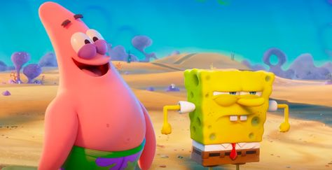 "Mira el tráiler de la aventura de ""The SpongeBob Movie: Sponge on the Run"""
