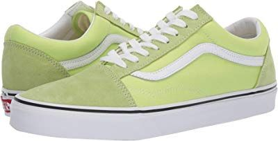 Great for Old Skool. By Vans. $59.95. Style: Sharp Green