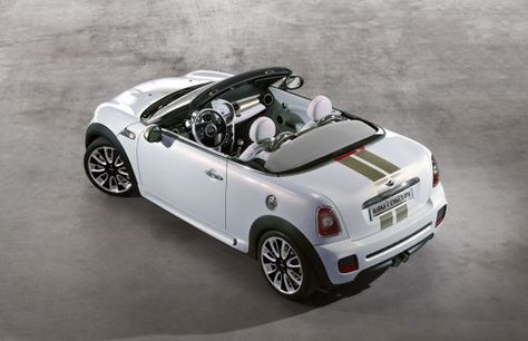 Mini Roadster I Have Driven One And It Is Fun Stuff I Want
